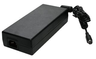 In:90-264VAC; Out:24V/7.5A; OVP/OCP/OTP; PFC; 170x85x42.5mm; C14 Socket