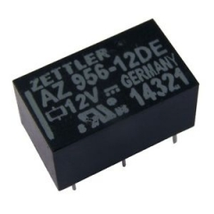 1A/12VDC 2250Ohm SPDT Monostable