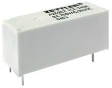 10A; Coil 5V 113 Ohms SPDT Miniature; Sealed