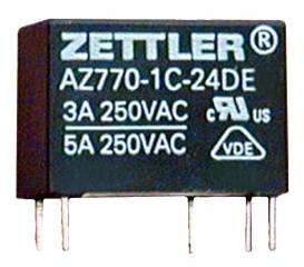 5A/12V 720Ohms SPST Monostable