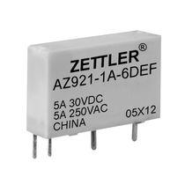 5A/12V 1200Ohms SPST subminiature ultra slim