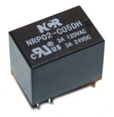 3A/24VDC 2880Ohm SPDT 200mW coil power