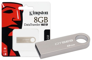 DataTraveler USB Flash Drive 8GB Metal Casing