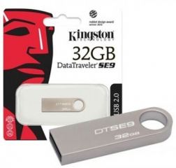DataTraveler USB 2.0 Flash Памет 32GB Метален Корпус