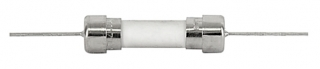 Бърз предпазител  0.8A F 250V O5.4 x 22.5 mm с изводи