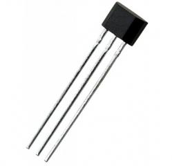 Linear Hall-effect sensor, Vdc 2.7-6.5V, Vout 1-1.75mV/Gauss