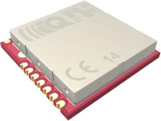 Smart transceiver, 3.0 - 3.4 V, (12.5 mW), 12 I/O