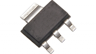 Temperature Sensor; PWM Output; Accuracy 0.35°C; 2.7-5.5V