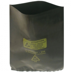"BAGS - Black conductive polyethylene 75µm - 100X150mm(4""X6"")"