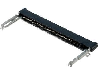 Mini PCI Express Socket; Metal Grounding; Stand off 4.0mm