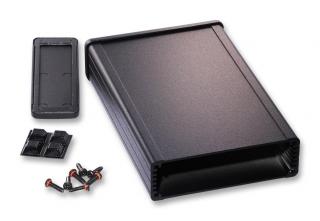 Aluminum Box 120x104x54.6mm Black