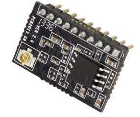 Wi-Fi модул 802.11b/g/n; серия Low Power; UART/PWM/GPIO