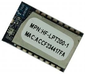 Wi-Fi Module 802.11b/g/n; Low Power Tiny; UART/SPI/GPIO