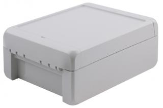 Box Bocube;151x125x60mm;IP66;Light Grey