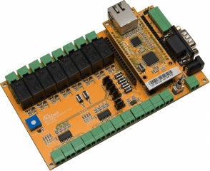 Evaluation Board for WIZ550WEB