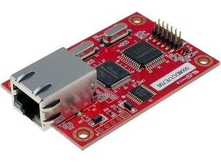 Ser.RS-422/485; Net.RJ-45 I/F, MCU&TCP/IP W7100A