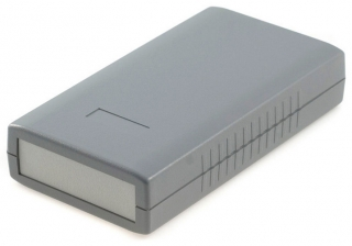 Plastic Box 150x80x30, Grey, ABS