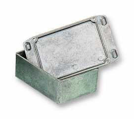 Aluminum Box 51x51x27mm