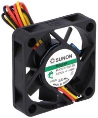 12VDC, 40x40x10mm, 13.59m3/h,1.08W, 8500RPM; сигнал за обороти  ||  DISCONTINUED