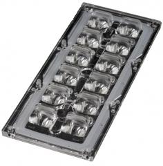 CS15363_STRADA-IP-2X6-T2-B   LEDIL   Secondary Optics (Lenses and