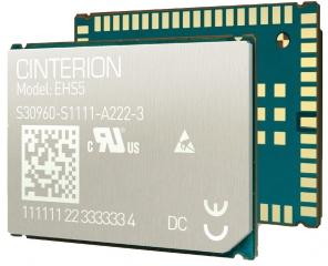 UMTS/HSPA – 3Band, JAVA, TCP/IP, USB, Ext. Temp.