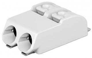 SMD R/A 2P 4mm 250VAC/9A 24-18AWG white