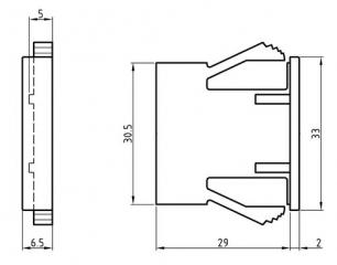 Комплект страници (лява+дясна) за DPS9 и DPS10
