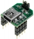 USB to RS232 Converter with FT232R, USB B mini, pin header