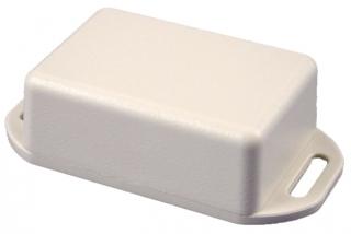 Plastick box 50x35x20 Grey FLANGED