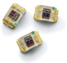 Miniature SMD Ambient Light Photo Sensor, Analogue Output Phototransistor, 0805, 620nm, 2.4-5.5V || OBSOLETE