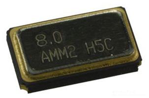 Quartz Crystal 8.0MHz SMD 20ppm 18pF E.S.R.max=72R  -10+60°C 6.0X3.6мм