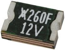 Възстановяем предпазител PTC Ihold 2.6A, Itrip 5.0A, 12VDC; 0.047R, 1.0W, SMD 4.5x3.2mm