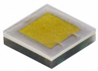 3.45x3.45mm, Warm  White 2700K, 355lm@350mA, 1.05A max, 115deg, CRI=90min
