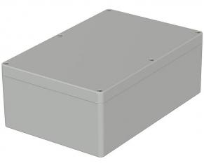 Box Euromas;240.3x160.3x90mm;IP65; Light Grey