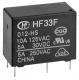 5A/250VAC, 30VDC; 12V/720Ohm; SPST AgNi; Power, Subminiature, Sensitive; Sealed