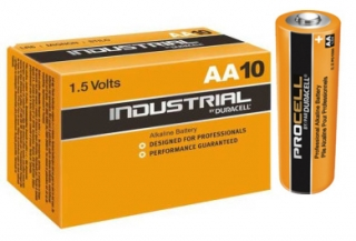 Industrial Alkaline-Manganese Dioxide Battery 1.5V AA
