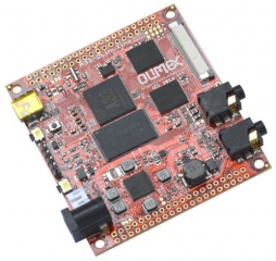 A33-OLinuXino-4GB Quad Core Cortex-A7 1.2Ghz with 1GB RAM nd 4GB Flash Linux Single board computer