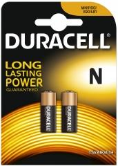 Блистер с 2 броя алкална батерия 1.5V N (LR1) Medical