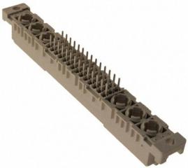 conn DIN 41612 M 42+6 A-C female str 4.5mm