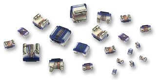 SMD High Frequency Inductor, 1.5 nH, 300 mA, 0.1 Ohm, Multilayer Ceramic