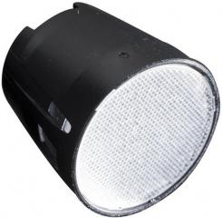 Assembly Lens RGBX, Medium Spot Beam, Glue Fastening, Material-PMMA O30.4x28.8mm
