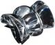 Lens Flare, REC-class beam, Pin/Glue Fastening, Material-PMMA O33.9x16.7mm