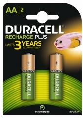Pack of 2 NiMH Batteries 1.2V/1300mAh AA