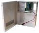 PSU for CCTV Cameras; 4 x 12V/1.25A; Optional Backup; In. 90-264VAC; Out. 13.8V±1%/5A; -20°C to 60°C(Full power to 40°C); Eff. 90% typ.; 160x204x72mm