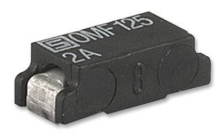 Бърз предпазител, 0.1A, 125VAC, 125VDC, SMD, 7.4x3.1x2.6мм