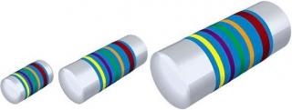 Thin Film Mini-MELF Resistor 1.0K, 0.1%, 15ppm,70mW, 200V