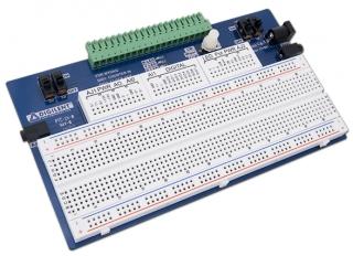 myProto Protoboard for NI myDAQ & myRIO