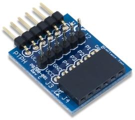 PmodTPH: 6-pin Test Point Header