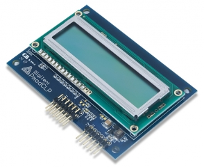 PmodCLP: Character LCD with Parallel Interface