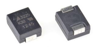 варистор 3225 SMD 47V 100A Uacmax30V/Udcmax38V